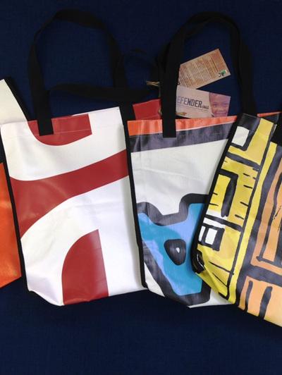 Defender Bag - Tote Bag