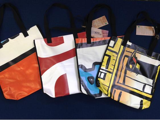 Defender Tote Bags