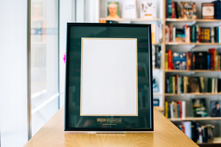 Degree Frame (pre-order)