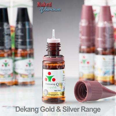 Dekang Gold & Silver Range