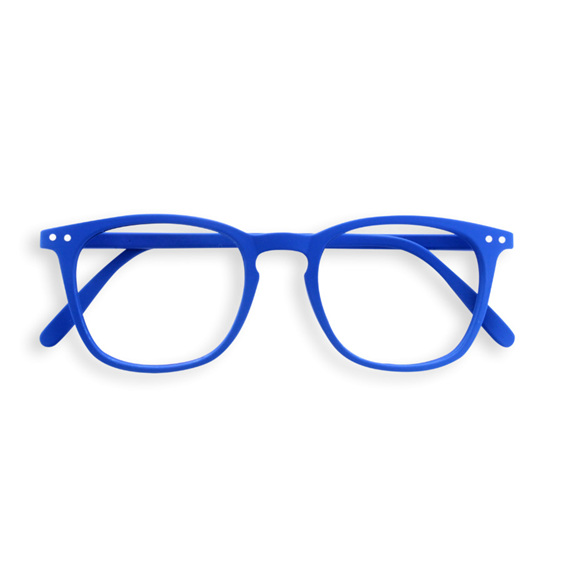 DEL Glasses- Let Me See Collection E - Cobalt Blue (Limited Edition)