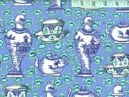 Delft Pots Blue