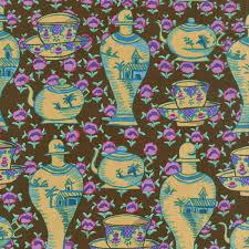 Delft Pots Brown