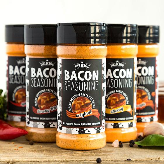 Deliciou Bacon Seasoning