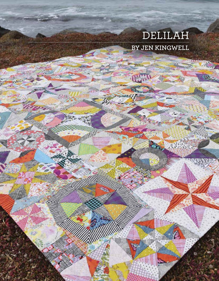 Delilah Booklet