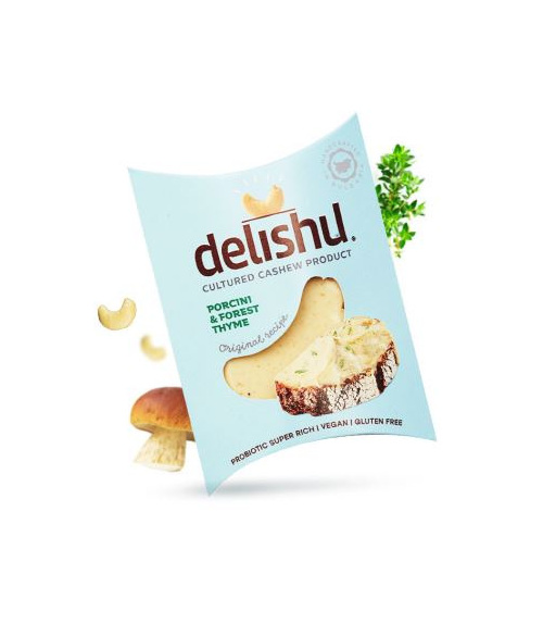 Delishu Organic Cashew Cheese