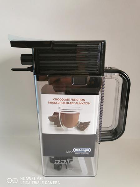 DELONGHI COFFEE MAKER CHOCOLATE JUG ESAM6900.M