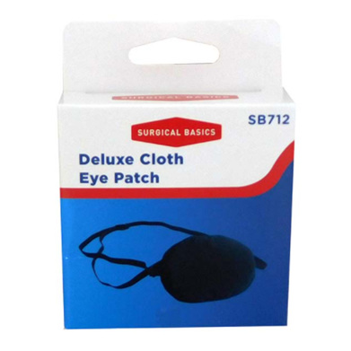 DELUXE CLOTH EYE PATCH