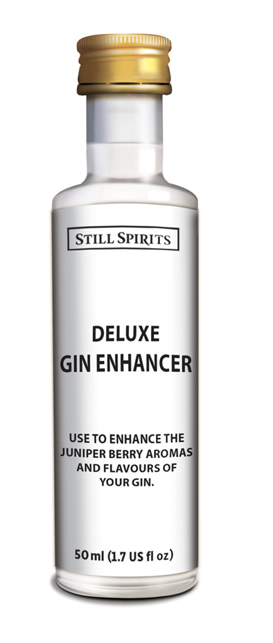 Deluxe Gin Enhancer