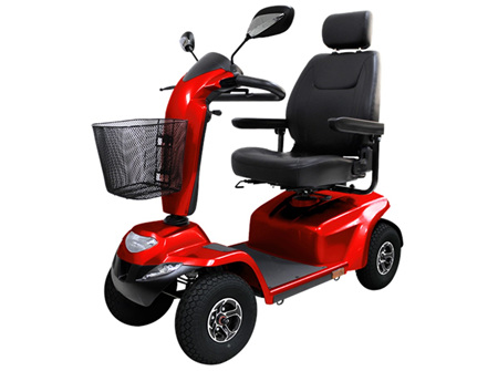 Deluxe Heavy Duty Mobility Scooter CTM HS 898  Long distance. Larger rider.