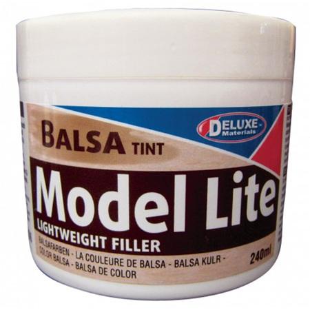 Deluxe Materials Model Lite Filler 240ml Balsa Tint