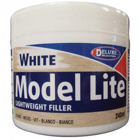 Deluxe Materials Model Lite Filler 240ml White
