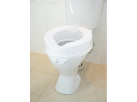 Deluxe Raised Toilet Seat