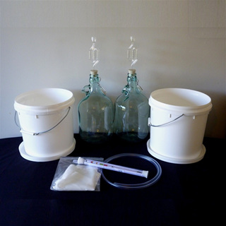 Deluxe Winemaking Package (Double / 5 Litre)