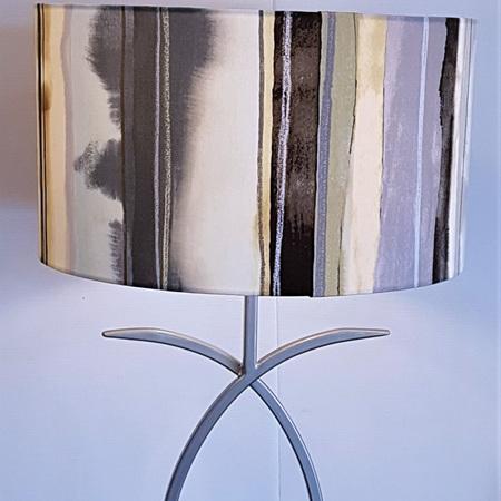 Demeter Stripe Table Lamp