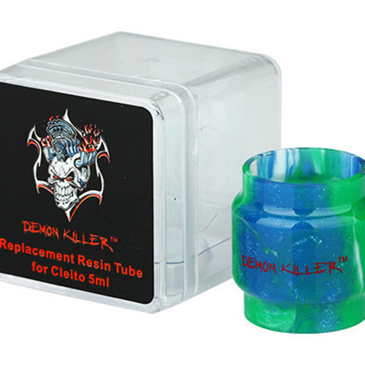 Demon Killer Resin Tube for iJust S - Melo III - TFV8 - TFV8 Baby
