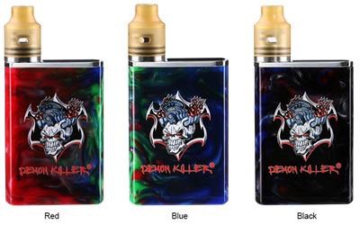 Demon Killer - Tiny Starter Kit - 800mAh Resin