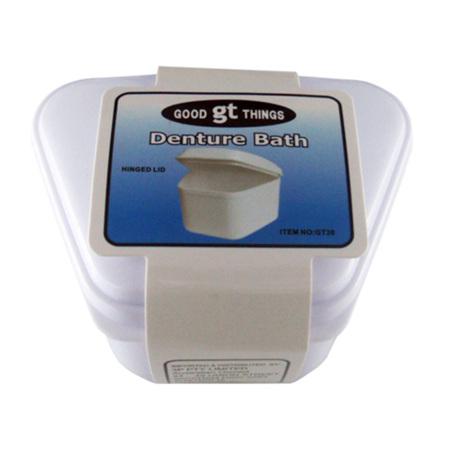DENTURE BATH PLASTIC GT30