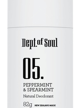 Dept of Soul Deodorant Stick 05 Peppermint & Spearmint
