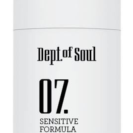 Dept of Soul Deodorant Stick 07 Sensitive