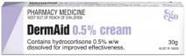 DermAid 05 hydrocortisone Cream  30g