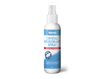 DERMAL THERAPY Crystal Deo Sp.120ml