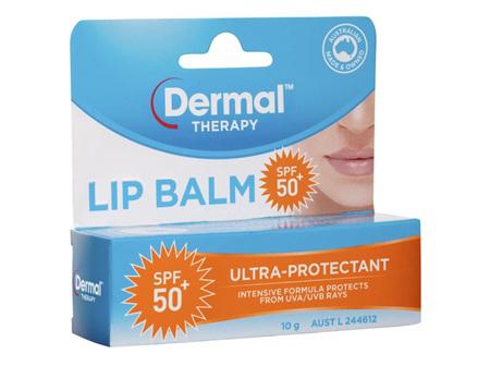 DERMAL THERAPY Lip Balm SPF50+ 10g
