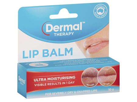 DERMAL THERAPY Lip Balm Tube 10g