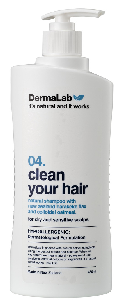Dermalab Clean Your Hair Shampoo 430ML