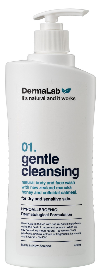 DERMALAB GENTLE CLEANSER 430ML