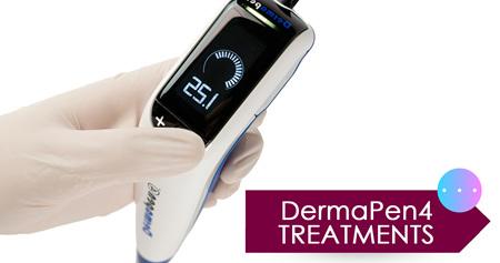 DermaPen 4 - Treatments