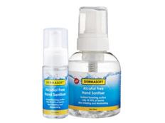 Dermasoft Hand Sanitiser Alcohol Free 55ML