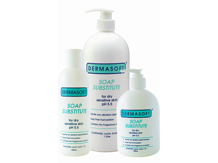 Dermasoft Soap Substitute