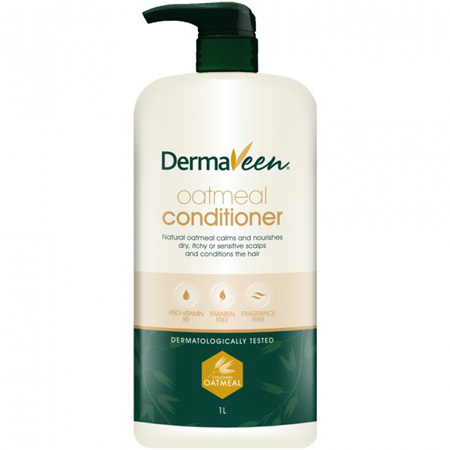 DermaVeen Oatmeal Conditioner 1L
