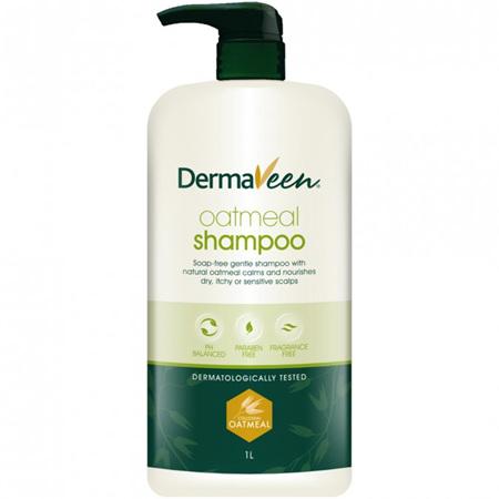 DermaVeen Oatmeal Shampoo 1L
