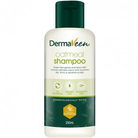 DermaVeen Oatmeal Shampoo 250mL