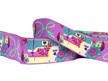 Designer Ribbon - Tula Pink - HandMade - Pedal to the Metal Night Purple