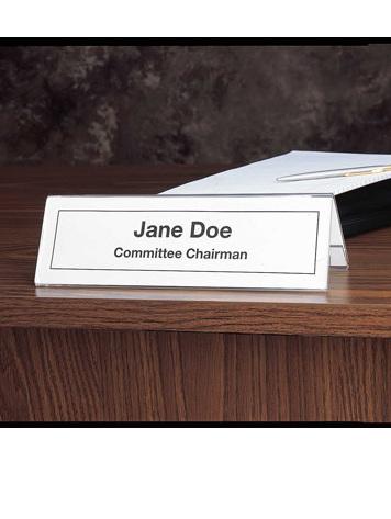 Desk Place Card Holder - 68811