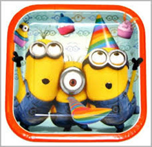 Despicable Me / Minions  Party Range
