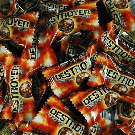 Destroyer bubble gum -200 pieces