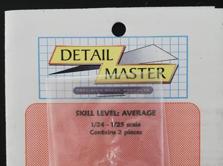 Detail Master 1/24-1/25 Billet Muffler (DM3310)