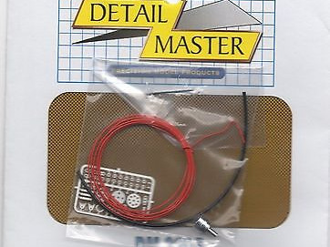 Detail Master Photo-Etch Distributor Kit - Red