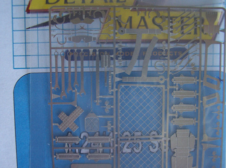 Detail Master Photo-Etch Interior Junk (Type 2)