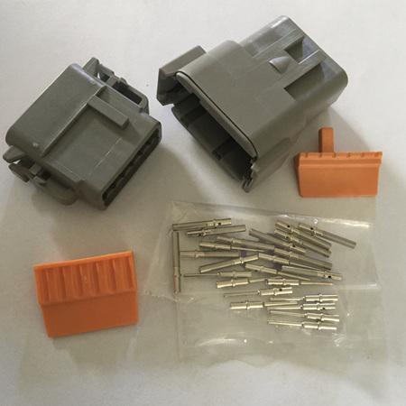 Deutsch DTM 12 combination kit