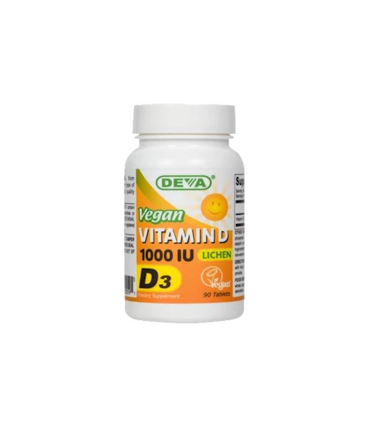 Deva Vegan Vitamin D3