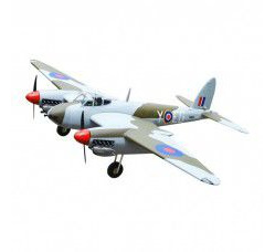 DH Mosquito - 80in .46-55 (Matte finish - new version) by Seagull Models