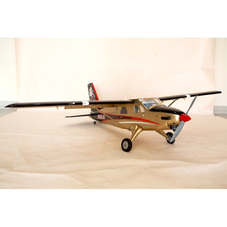DHC-2 Turbine Beaver 30cc ( Floats Optional) by Seagull Models