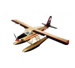 DHC-2 Turbine Beaver Float set ONLY by Seagull Models