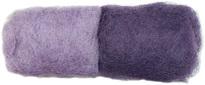 DI73295   Roving - Lilac & Eggplant