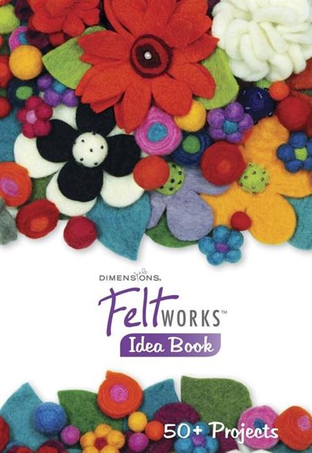 DI73656   Feltworks Idea Book